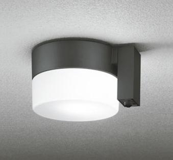 【最安値挑戦中!最大34倍】照明器具 オーデリック OG254402NC エクステリアポーチライト LED一体型 人感センサ 白熱灯40W相当 昼白色タイプ [∀(^^)]
