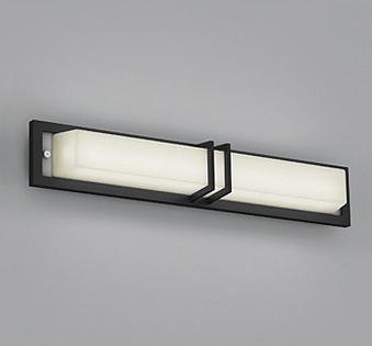 【最安値挑戦中!最大25倍】照明器具 オーデリック OG254496 エクステリアポーチライト LED一体型 人感センサ FL20W相当 電球色タイプ