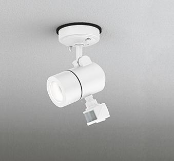 【最大44倍スーパーセール】オーデリック OG254560ND エクステリアスポットライト LED電球ミニクリプトンレフ形 昼白色 人感センサ 白熱灯50W相当