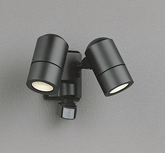 【全品対象 最安値挑戦中!最大25倍のチャンス】 og254576  【最安値挑戦中!最大25倍】オーデリック OG254576 スポットライト 屋外用 人感センサー LED エクステリアスポットライト LED 人感センサ 防雨型 黒色サテン ランプ別売
