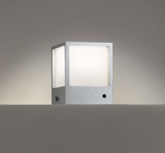 セール特価 【最大44倍スーパーセール 明暗センサ】オーデリック OG254621 エクステリアポーチライト 門柱灯 LED一体型 門柱灯 LED一体型 電球色 明暗センサ 白熱灯60W相当 マットシルバー, インテグロース:127e4c87 --- tnmfschool.com
