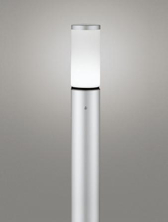 【最安値挑戦中!最大24倍】オーデリック OG254654ND(ランプ別梱包) ガーデンライト LED 昼白色 防雨型 マットシルバー [∀(^^)]
