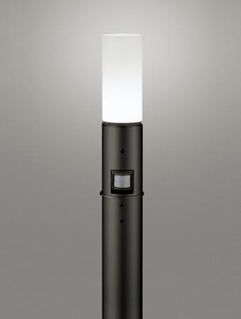 【最安値挑戦中!最大25倍】オーデリック OG254661NC(ランプ別梱包) ガーデンライト LED 昼白色 人感センサ 防雨型 黒色 [∀(^^)]