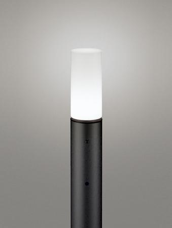 【最安値挑戦中!最大25倍】オーデリック OG254665ND(ランプ別梱包) ガーデンライト LED 昼白色 明暗センサ 防雨型 黒色