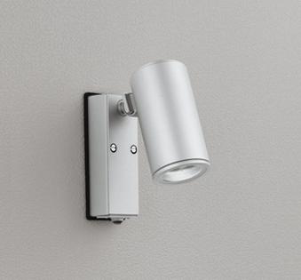 【最安値挑戦中!最大34倍】オーデリック OG254723 エクステリアスポットライト LED一体型 昼白色 人感センサ ミディアム配光 防雨型 [∀(^^)]