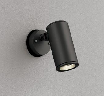 【最安値挑戦中!最大25倍】オーデリック OG254854 エクステリアスポットライト LED一体型 電球色 φ88 長180 ミディアム配光 防雨型 ブラック