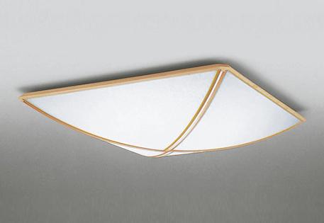 【最安値挑戦中!最大25倍】照明器具 オーデリック OL251567 和風シーリングライト LED一体型 調色・調光タイプ リモコン付属 プルレス ~6畳