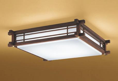 【最安値挑戦中!最大25倍】照明器具 オーデリック OL251664 和風シーリングライト LED一体型 調色・調光タイプ リモコン付属 プルレス ~10畳
