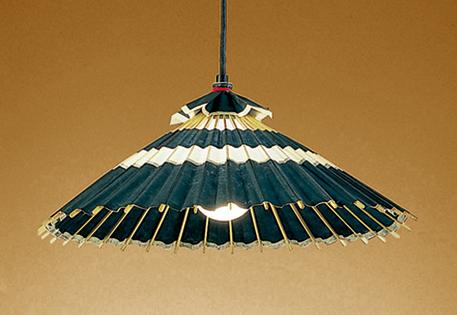 【最安値挑戦中!最大25倍】照明器具 オーデリック OP052018LD 和風ペンダントライト LEDランプ 電球色タイプ