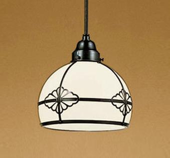 【最安値挑戦中!最大25倍】照明器具 オーデリック OP125021LC 和風ペンダントライト LED 連続調光 電球色 白熱灯60W相当 調光器別売