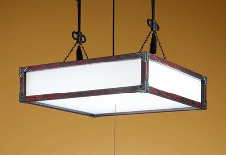 【最安値挑戦中!最大25倍】照明器具 オーデリック OP252028 和風ペンダントライト LED 昼光色タイプ~電球色タイプ ~12畳 リモコン付属
