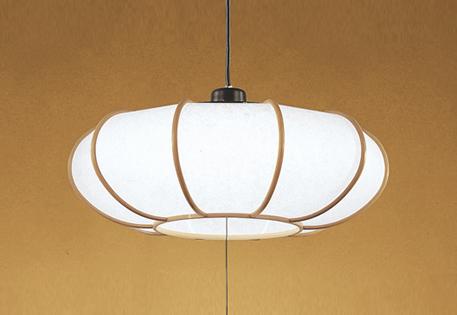 【最安値挑戦中!最大25倍】照明器具 オーデリック OP252177 和風ペンダントライト LED 段調光 昼白色タイプ ~6畳