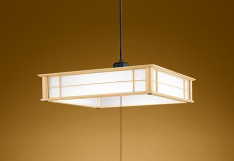 【最安値挑戦中!最大25倍】照明器具 オーデリック OP252181P1 和風ペンダントライト LED一体型 段調光タイプ 昼白色 ~8畳