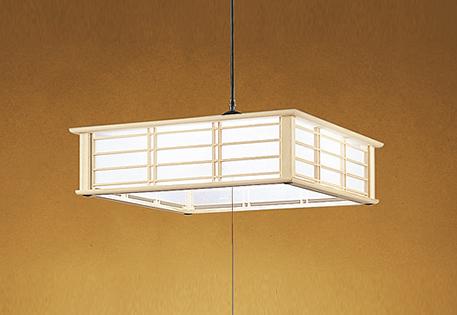 【最安値挑戦中!最大25倍】照明器具 オーデリック OP252193P1 和風ペンダントライト LED一体型 段調光タイプ 昼白色 ~8畳