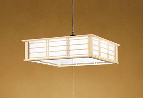 【最安値挑戦中!最大25倍】オーデリック OP252283 和風照明 LED一体型 電球色~昼光色 ~12畳 引掛シーリング 白木 和紙入 リモコン付属
