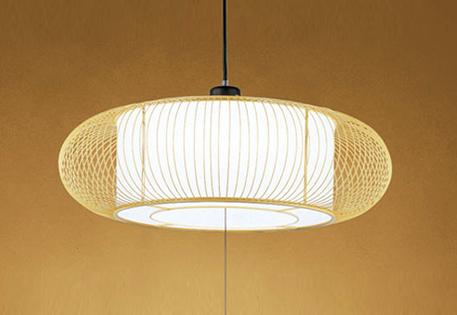 【最安値挑戦中!最大25倍】オーデリック OP252387 和風照明 LED一体型 電球色~昼光色 ~12畳 引掛シーリング 樹脂ヒゴ リモコン付属