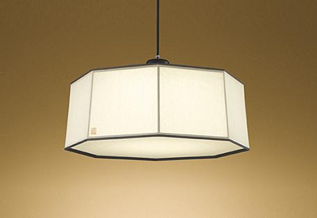 最安値挑戦中 最大25倍 秀逸 オーデリック OP252393 和風照明 LED一体型 電球色 引掛シーリング 非調光 ~8畳 売り込み 杉 美濃和紙 ブラック