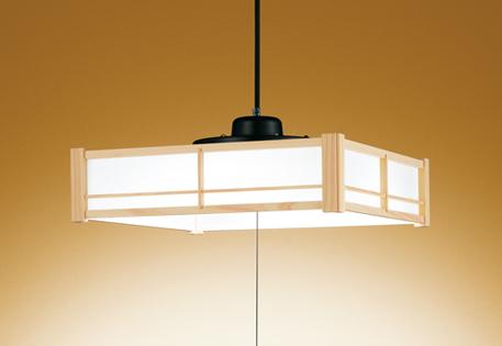 【最安値挑戦中!最大25倍】オーデリック OP252541N 和風ペンダントライト LED一体型 段調光 昼白色 ~8畳