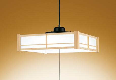 【最安値挑戦中!最大25倍】オーデリック OP252542N 和風ペンダントライト LED一体型 段調光 昼白色 ~6畳