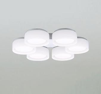 【最安値挑戦中!最大25倍】オーデリック WF066ND シーリングファン 灯具 LED電球フラット形 非調光 昼白色 ~8畳