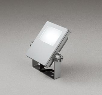 【最安値挑戦中!最大34倍】オーデリック XG454021 エクステリアスポットライト LED一体型 昼白色 水銀灯100Wクラス マットシルバー 防雨型 [(^^)]