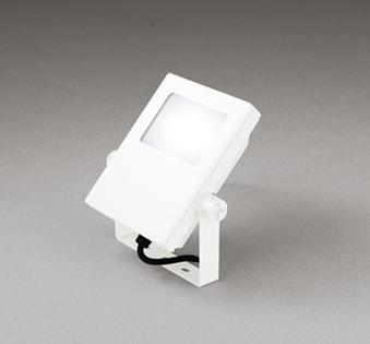 【最安値挑戦中!最大24倍】オーデリック XG454027 エクステリアスポットライト LED一体型 昼白色 水銀灯200Wクラス オフホワイト 防雨型 [(^^)]