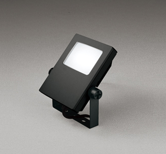 【最安値挑戦中!最大24倍】オーデリック XG454039 エクステリアスポットライト LED一体型 昼白色 水銀灯200Wクラス ブラック 防雨型 [(^^)]