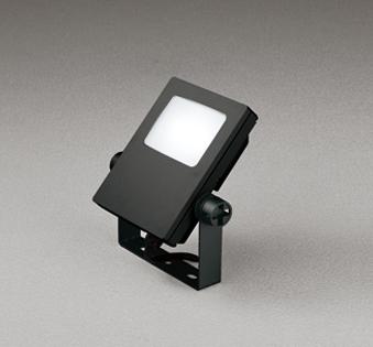 【最安値挑戦中!最大24倍】オーデリック XG454043 エクステリアスポットライト LED一体型 昼白色 水銀灯80Wクラス ブラック 防雨型 [(^^)]