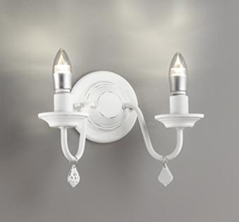 【最安値挑戦中!最大25倍】オーデリック OB255131LC(ランプ別梱) ブラケットライト LED電球シャンデリア球形 電球色 調光器・セード別売