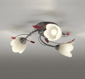 【最安値挑戦中!最大25倍】オーデリック OC257027LD シャンデリア LED 電球色 白熱灯60W×3灯相当 非調光