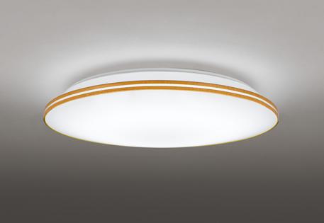 【最安値挑戦中!最大25倍】オーデリック OL251542P1 LEDシーリングライト LED一体型 連続調光調色 電球色~昼光色 リモコン付属 ~6畳 ナチュラル