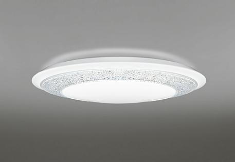 【最安値挑戦中!最大25倍】照明器具 オーデリック OL251599 シーリングライト LED一体型 調色・調光タイプ リモコン付属 プルレス ~8畳