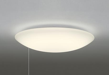 【最安値挑戦中!最大25倍】照明器具 オーデリック OL251612L シーリングライト LED 調光タイプ リモコン別売 電球色タイプ ~8畳