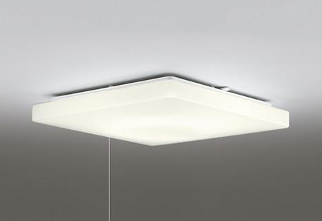 【最安値挑戦中!最大25倍】照明器具 オーデリック OL251616L シーリングライト LED 調光タイプ リモコン別売 電球色タイプ ~8畳