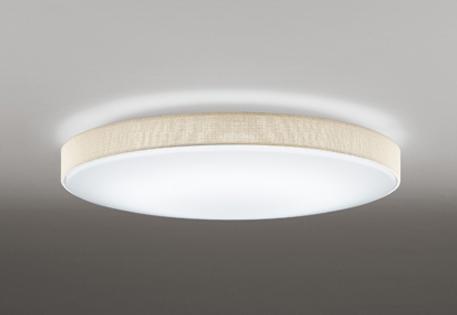 【最安値挑戦中!最大25倍】オーデリック OL251670BC1 LEDシーリングライト LED一体型 Bluetooth 調光調色 電球色~昼光色 リモコン別売 ~10畳 アイボリー