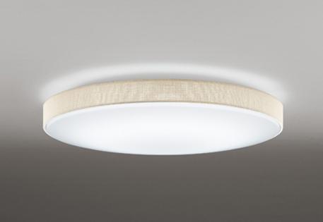 【最安値挑戦中!最大24倍】オーデリック OL251671BC1 LEDシーリングライト LED一体型 Bluetooth 調光調色 電球色~昼光色 リモコン別売 ~8畳 アイボリー [(^^)]