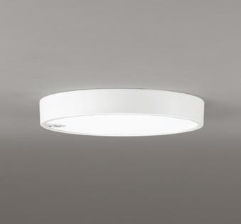 【最安値挑戦中!最大25倍】オーデリック OL251857 シーリングライト LED一体型 非調光 人感センサON-OFF型 温白色 オフホワイト