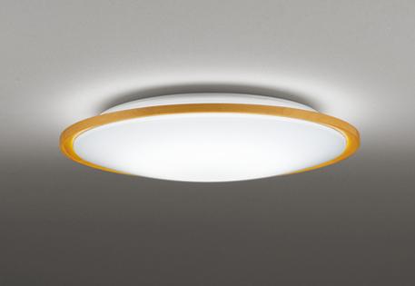 【最安値挑戦中!最大25倍】オーデリック OL291328 LEDシーリングライト LED一体型 連続調光調色 電球色~昼光色 リモコン付属 ~6畳 ナチュラル