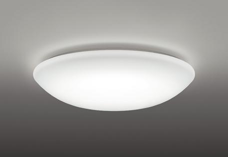 【最安値挑戦中!最大25倍】オーデリック OL291345W シーリングライト LED一体型 調光 温白色 リモコン付属 ~12畳