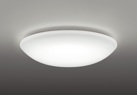 【最安値挑戦中!最大25倍】オーデリック OL291346W シーリングライト LED一体型 調光 温白色 リモコン付属 ~10畳