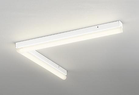 【最安値挑戦中!最大25倍】オーデリック OL251887 ベースライト LED一体型 電球色 FLR40W相当 調光器別売