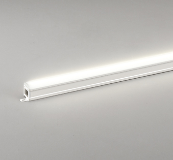【最安値挑戦中!最大25倍】オーデリック OL291206 間接照明 LED一体型 非調光 電球色 オフホワイト L1200タイプ