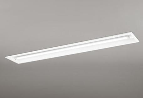 【最大44倍お買い物マラソン】照明器具 オーデリック XD266101C(ランプ別梱) ベースライト 直管形LEDランプ 埋込型 下面開放型 1灯用 白色