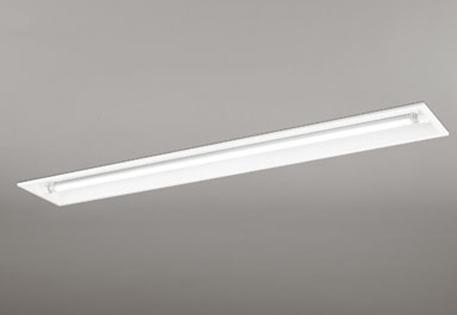 【最大44倍お買い物マラソン】照明器具 オーデリック XD266101P1E(ランプ別梱) ベースライト 直管形LEDランプ 埋込型 下面開放型 1灯用 電球色