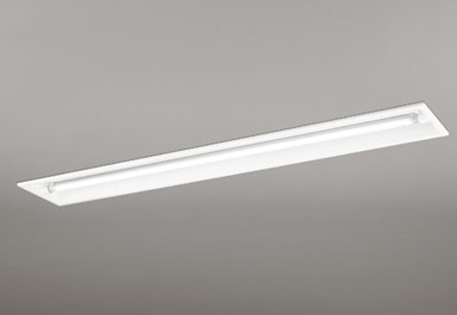 【最安値挑戦中!最大25倍】照明器具 オーデリック XD266101P2A(ランプ別梱) ベースライト 直管形LEDランプ 埋込型 下面開放型 1灯用 昼光色