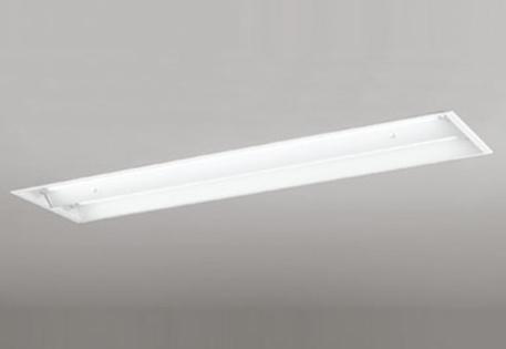 【最安値挑戦中!最大25倍】照明器具 オーデリック XD266102E(ランプ別梱) ベースライト 直管形LEDランプ 埋込型 下面開放型(幅広) 2灯用 電球色