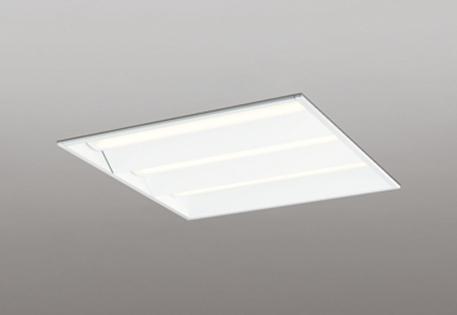 【最安値挑戦中!最大25倍】オーデリック XD466002P4E(LED光源ユニット別梱) ベースライト LEDユニット型 埋込型 PWM調光 電球色 調光器・信号線別売 ルーバー無
