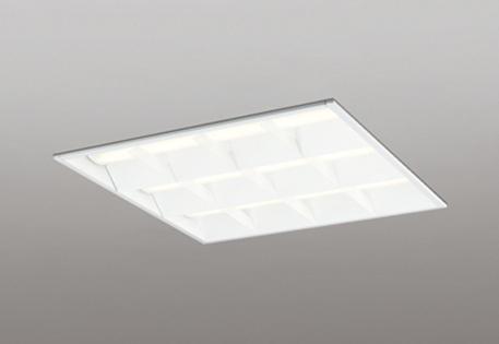 【最安値挑戦中!最大25倍】オーデリック XD466005B4E(LED光源ユニット別梱) ベースライト LEDユニット型 埋込型 Bluetooth調光 電球色 リモコン別売 ルーバー付