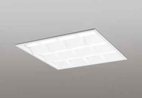 【最安値挑戦中!最大34倍】オーデリック XD466005P4B(LED光源ユニット別梱) ベースライト LEDユニット型 埋込型 PWM調光 昼白色 調光器・信号線別売 ルーバー付 [(^^)]