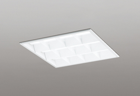【最安値挑戦中!最大25倍】オーデリック XD466008B3D(LED光源ユニット別梱) ベースライト LEDユニット型 埋込型 Bluetooth調光 温白色 リモコン別売 ルーバー付